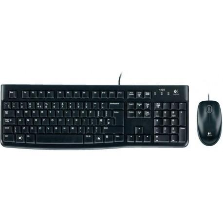 Logitech Desktop Combo MK120