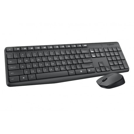 Logitech Wireless Mouse & Keyboard