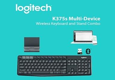 logitech k375s wireless keyboard